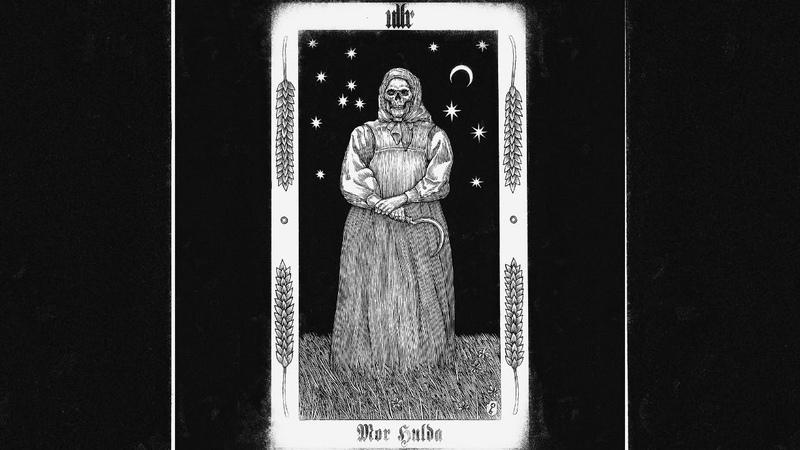 Ullr - Mor Hulda (EP, 2021)[HD] canadian Raw Black Metal