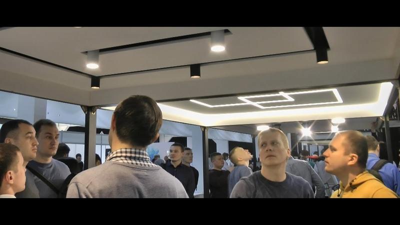 Производители потолочных систем : Lumfer, SLOTT, Парсек. Что Вам больше нравиться?