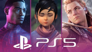 ALL NEXT-GEN PS5 GAMES REVEALED [THE FUTURE OF GAMING SHOW]