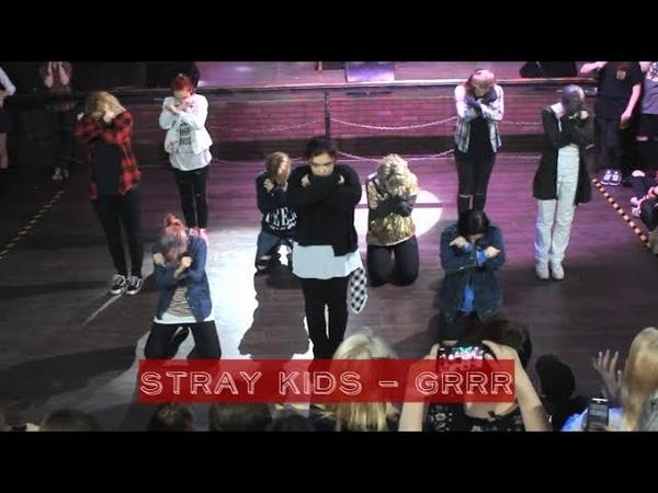 [Perfomance] Stray Kids 스트레이 키즈 - Grrr 총량의 법칙 cover dance by BreakPoint