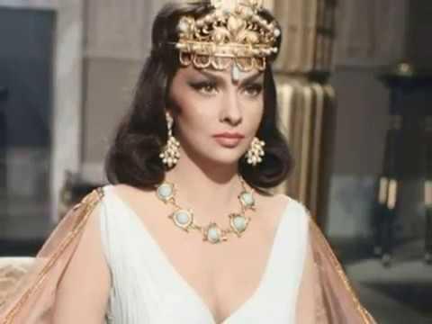 Джина Лоллобриджида Gina Lollobrigida Самая красивая женщина в мире