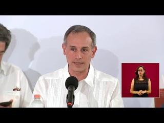 Dr Hugo López Gatell Conferencia 24 Julio 2020 #GraciasPorCuidarnos #NuevaNormalidad 🚦🚦🚦