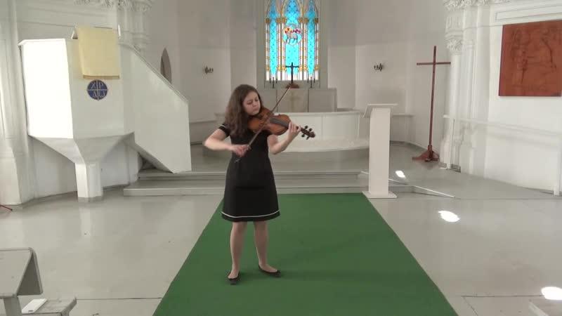 Anastasia Bach Sarabanda