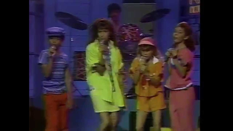 KIDS Incorporated (1985) - Dont You Forget About Me [720p HD 60f Remaster)