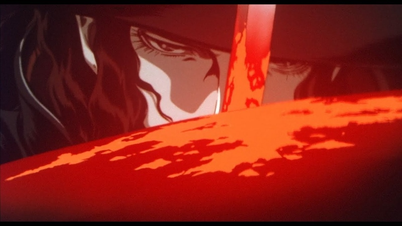 Охотник на вампиров D Жажда крови