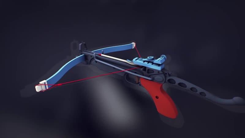 Гражданское оружие. Арбалеты. (самооборона охота спорт холодное оружие техника)