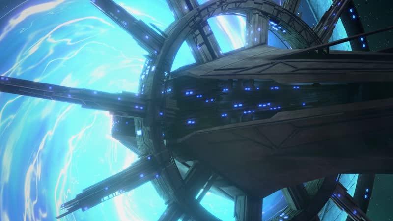 Трансформеры Война за Кибертрон Восход Земли 3 серия с русскими субтитрами