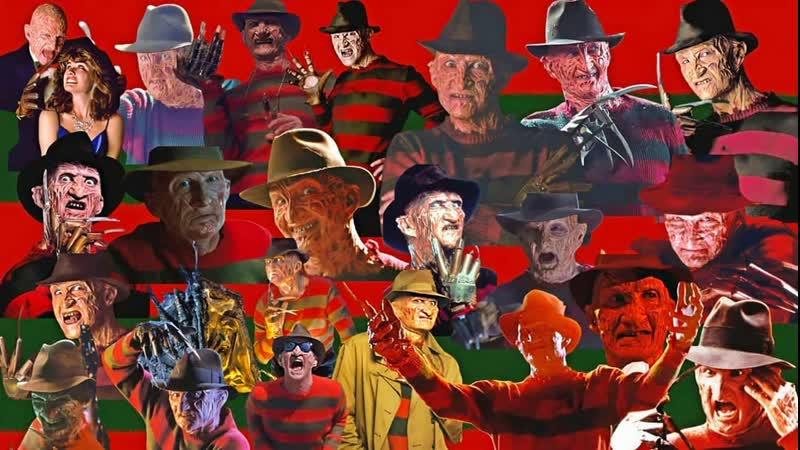 Nightmare On Elm Street Tribute