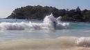 Большие волны или шторм Бои без правил- лебедь vs человек. Кто победит? Стихия на стороне лебедя