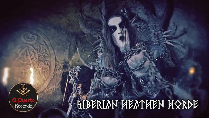 WELICORUSS Siberian Heathen Horde 2020 official Clip El Puerto Records