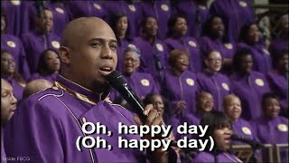 Oh Happy Day Edwin Hawkins - Anthony Brown w/ FBCG Combined Choir