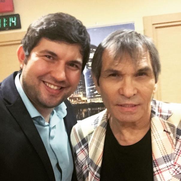 71-летний Бари Алибасов впервые стал дедушкой!