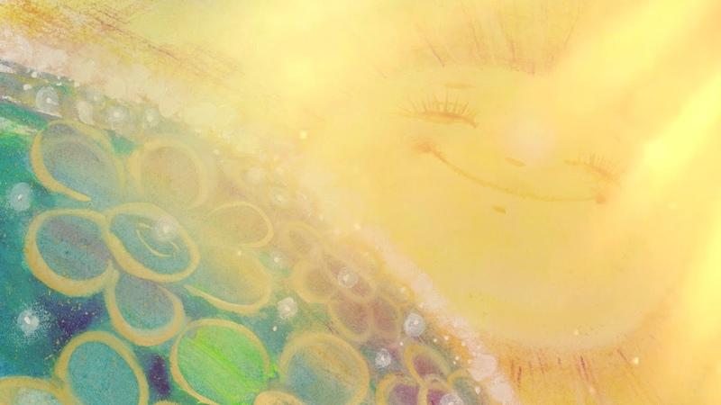 Мантра Внутренней улыбки ! Я Солнце. Учимся заново улыбаться и радоваться миру