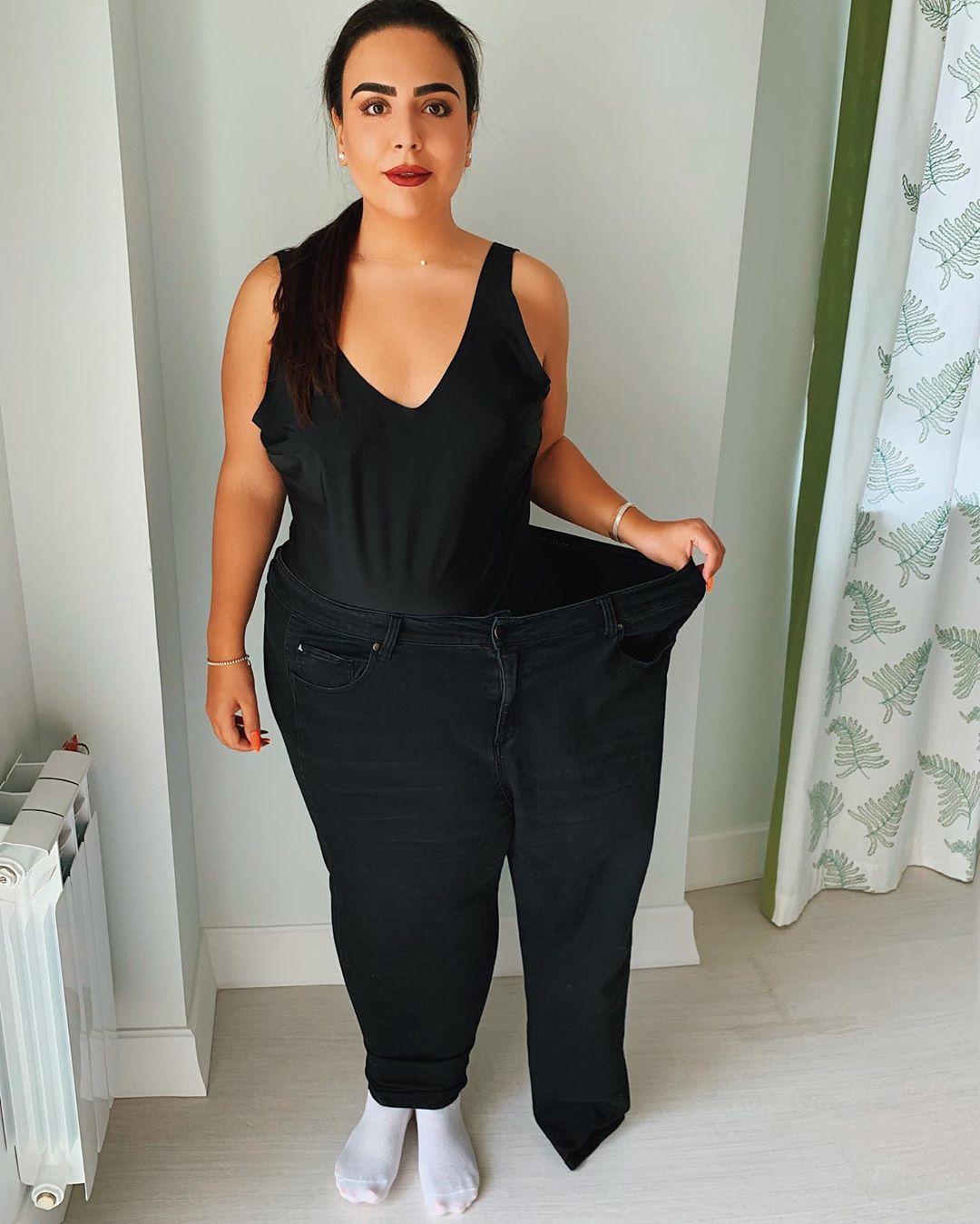 Софии Броян, которая сбросила 95 кг