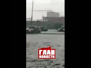 Потоп в Абакане 1