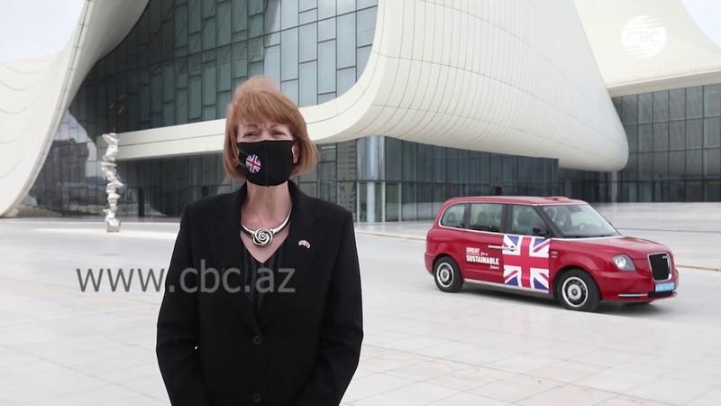 У Азербайджана и Великобритании имеются широкие возможности в борьбе с изменением климата