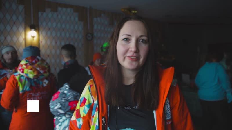 Открытие проекта Лыжи мечты в городе Тобольске