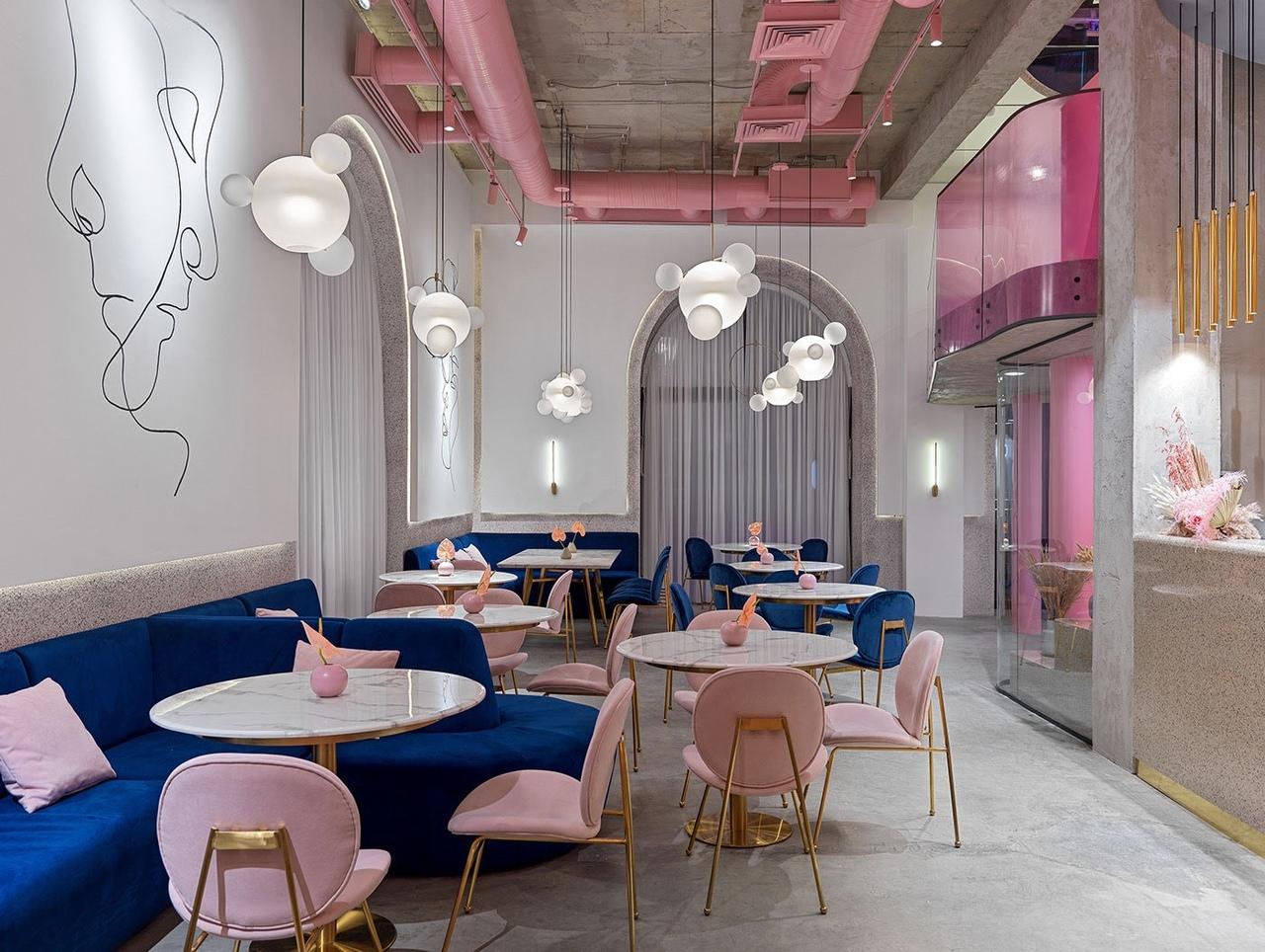 Dijon Restaurant in Almaty by Lenz Architects || 01