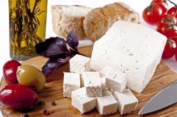 Превосходный Домашний сыр брынза