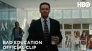 Bad Education: Frank Character Spot (Clip)   HBO