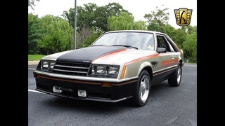 1979 Ford Mustang Pace Car, Gateway Classic Cars Philadelphia - #171