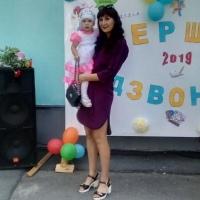 Фотография страницы Галины Черкавской ВКонтакте