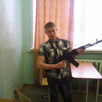Александр, 24, Vereshchagino