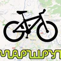 Логотип Велоклуб Маршрут - Рязань