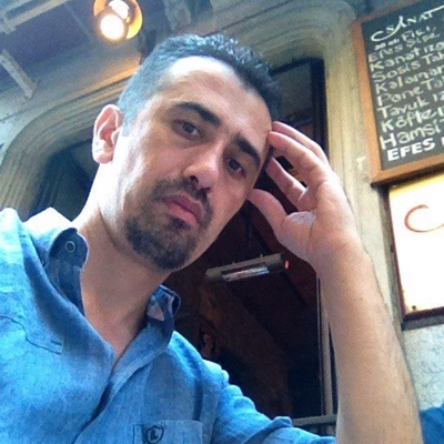Sezgin, 44, Istanbul
