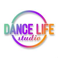 Логотип Студия танцев DANCE LIFE