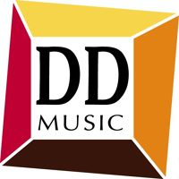 Логотип DD music U-RAL