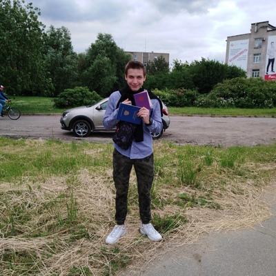 Даниил, 19, Cherepovets
