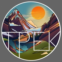 Логотип ТРЕК / Походы! Байдарки! Приключения!