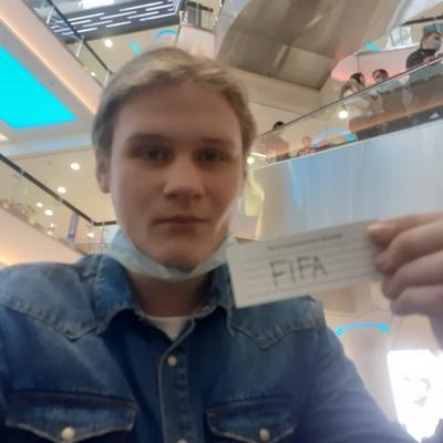 Ильяс Безбородов
