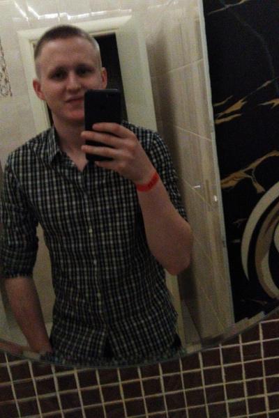 Андрей, 21, Losevo