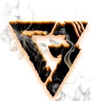 Логотип рок-группа ГОЛОДНЫЙ ЗВЕРЬ