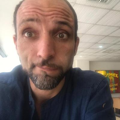 Fabry, 40, Santo Domingo