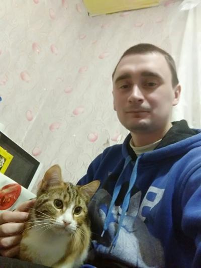 Жека, 26, Sel'tso