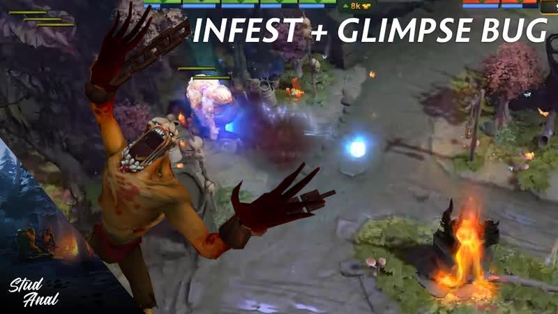Infest Glimpse bug