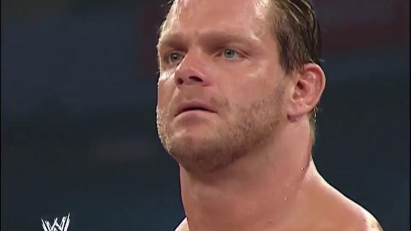 Chris Benoit vs Randy Orton Raw 16 08 2004 World heavyweight Championship Part 1