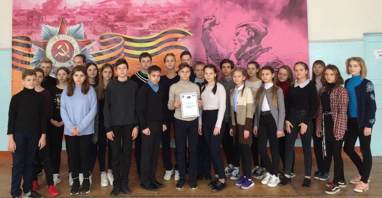 Проект патриотического мероприятия, реализованного в Петровске, победил на Всероссийском конкурсе