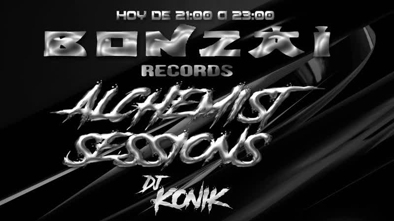 Sesion Especial Bonzai Records By Dj Konik
