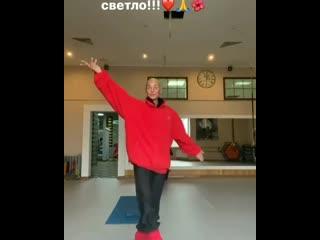 Танцы от Анастасии Волочковой