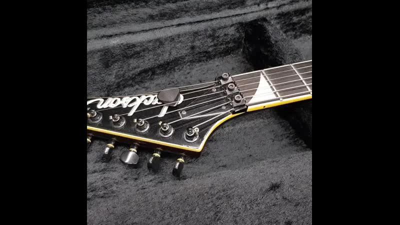 Grover Jackson Soloist Archtop Custom