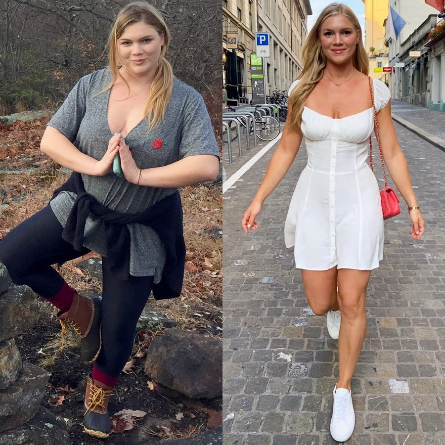 Как Вам результат похудения?
