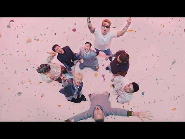 RFSK CODE KUNST '꽃 flower Feat Jay Park Woo Won Jae GIRIBOY ' Official MV ENG CHN