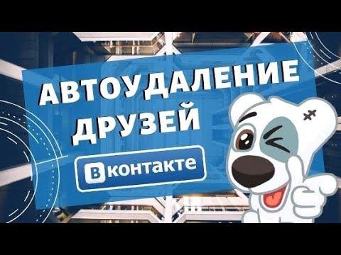 Удаление друзей ВК. Как удалить собачек? Удаление друзей из ВКонтакте.