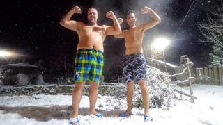 Inside Russia!! EPIC RUSSIAN FOOD + 95°C Russian Steam Bath (Sauna) in Snow!! | Suzdal, Russia!