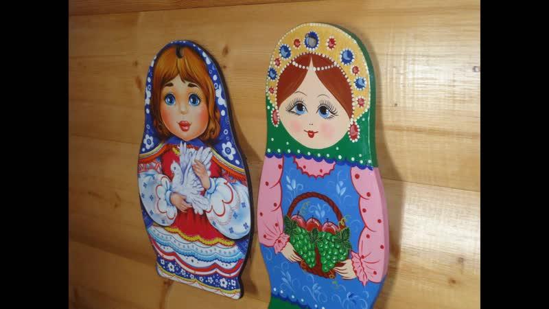 В Марте посетил замечательныи Дом Кукол в Красноборске