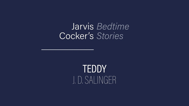 Jarvis Cocker's Bedtime Stories Teddy